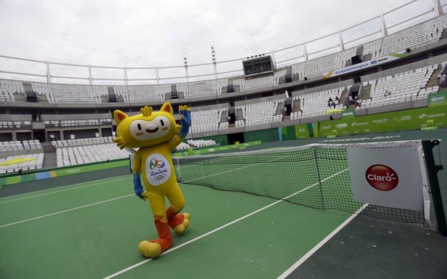 2016 metų Rio olimpiados talismanas Vinicius