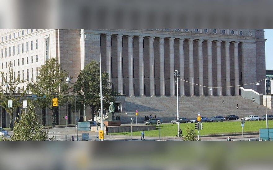 В Финляндии начинает работу новый парламент