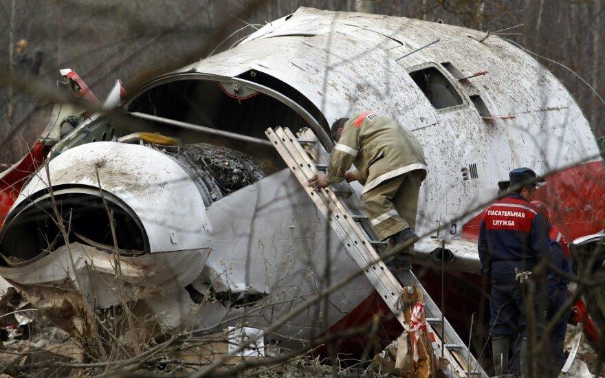 Мацеревич: Пассажиры президентского ТУ-154 M погибли в результате взрыва