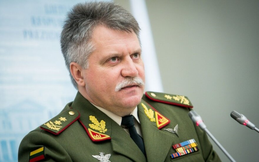 Будущий главком: армия Литвы перестала развиваться