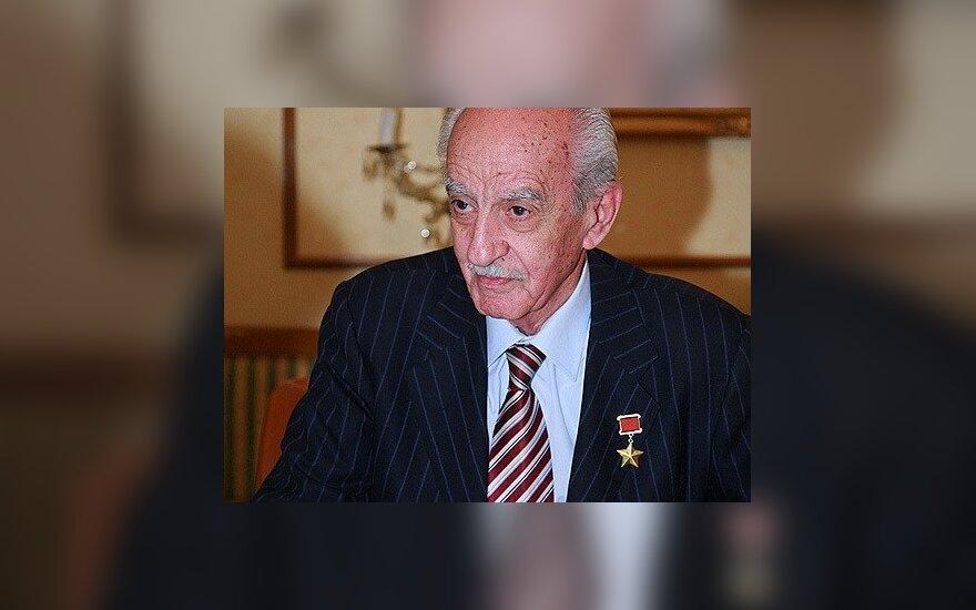 Скончался легендарный советский разведчик Геворкян