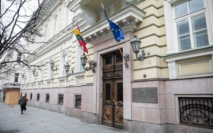 Глава ЦБ Литвы: скандалы с возможным отмыванием денег не должны вынудить уйти банки Швеции