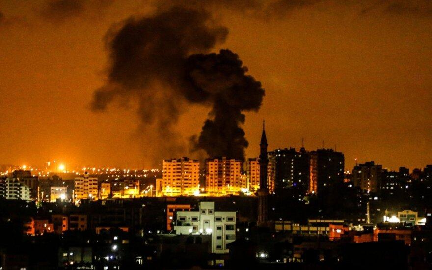 СМИ: египтяне были в ярости после обстрела Тель-Авива