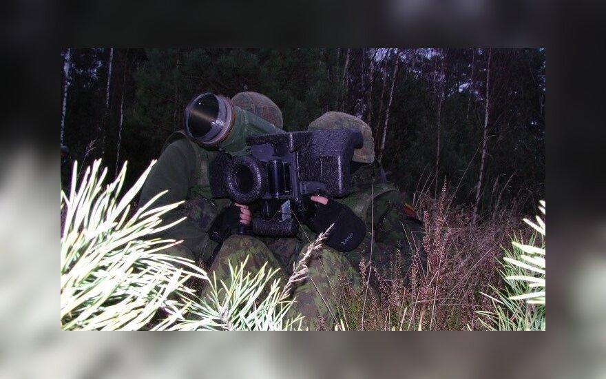 Литва собирается купить у США сотни противотанковых ракет Javelin