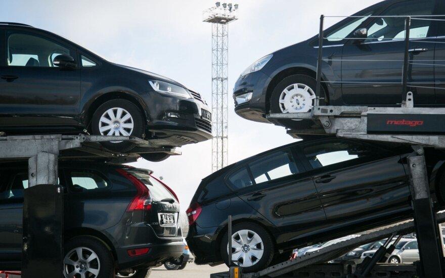 В этом году рынок новых автомобилей в Литве увеличился на 30%