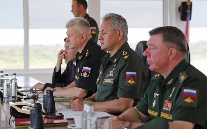 Sergėjus Šoigu, Rusijos kariuomenės vadovybė