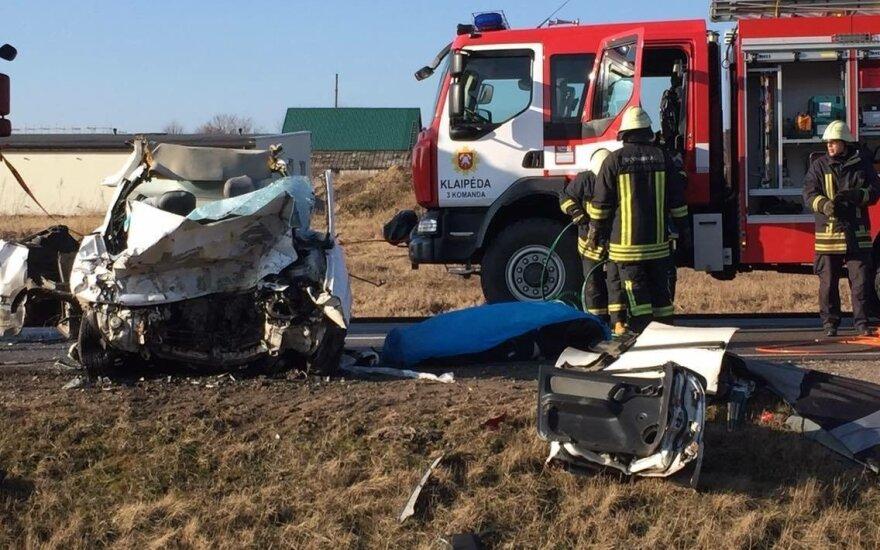 В Клайпедском районе произошла трагическая авария