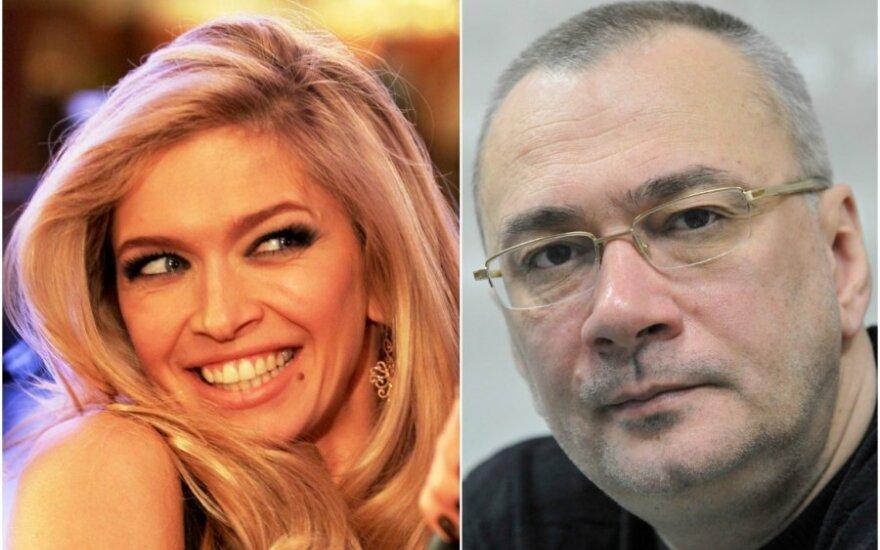 Брежнева показала фото после слухов о разводе с Меладзе