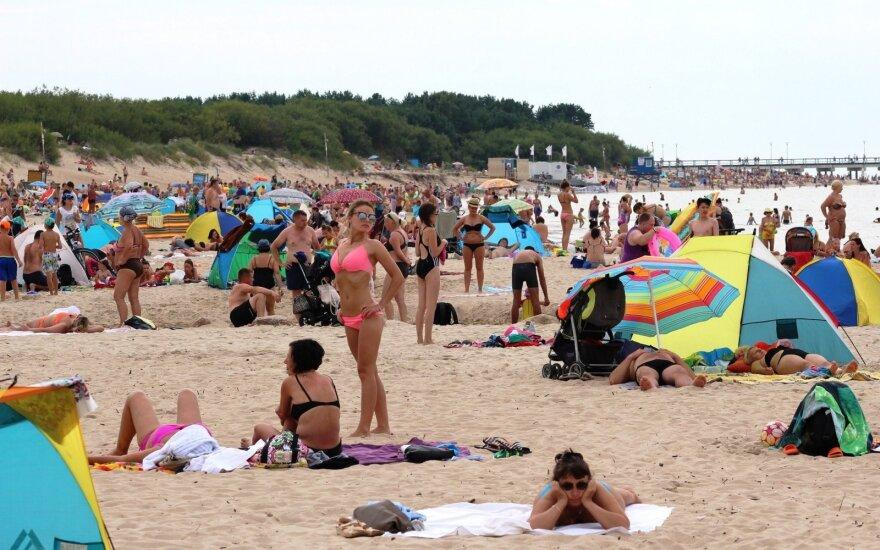 Литовские курорты: появилась надежда на хороший сезон