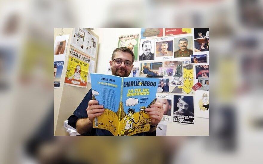 Французский журнал выпустил комикс о пророке Мухаммеде
