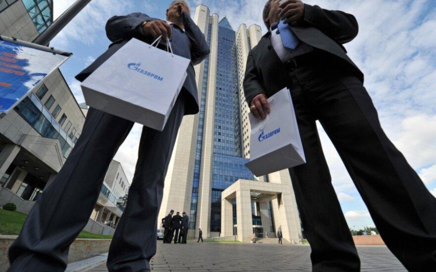 """""""Газпром"""" прислал предложения Литве"""