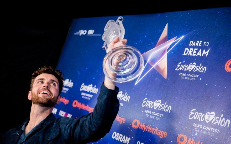 """Песня победителя """"Евровидения"""" оказалась старой, но итоги конкурса отменять не будут"""