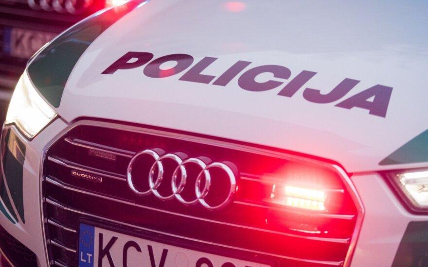 Разыскиваемый Интерполом вооружённый подозреваемый в убийстве был задержан в Литве