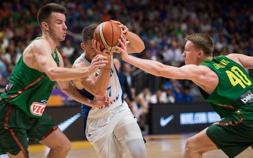 Евробаскет-2017: Литва обыграла Израиль и записала на свой счет первую победу