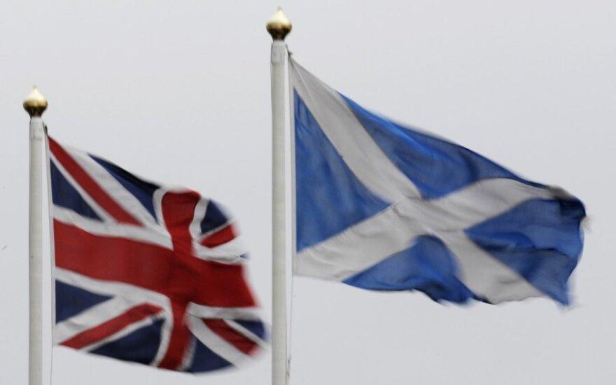 Независимая Шотландия сохранит британский фунт и королеву