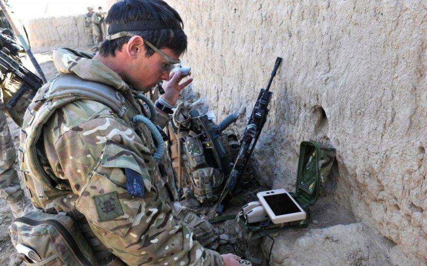 СМИ: в Сирию проникли британские спецназовцы, цель - средства ПВО