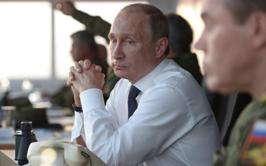 Путин обсудит с Обамой ситуацию в Сирии и на Украине