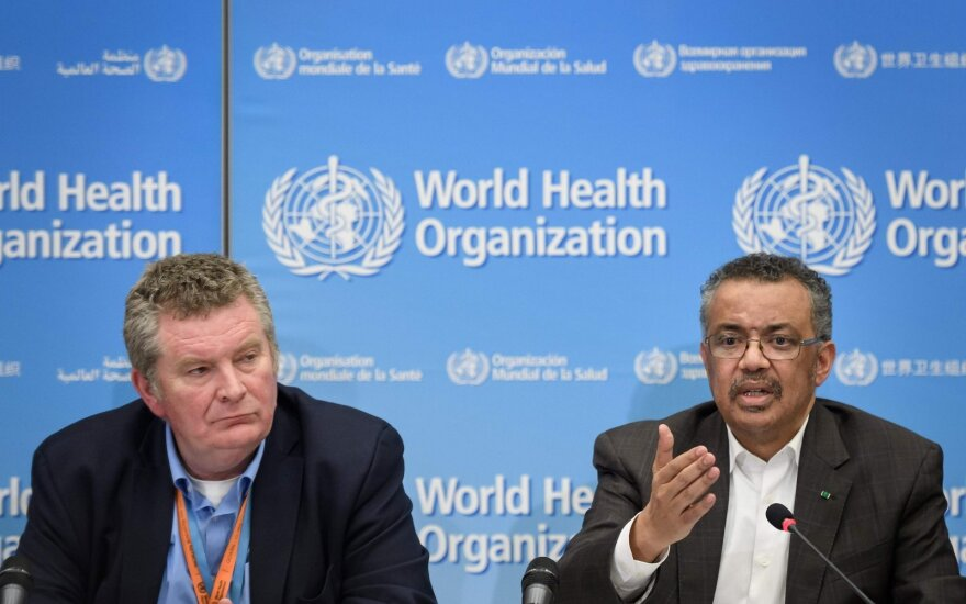 ВОЗ объявила режим ЧС из-за распространения коронавируса