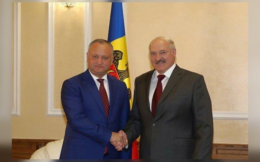 Лукашенко надеется на активный диалог с Молдовой