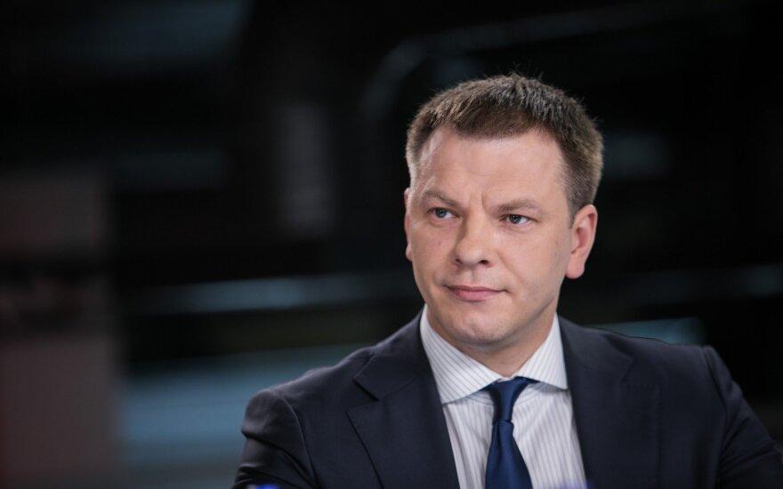 Министр финансов Литвы: у нас нет информации о возможном уходе Swedbank