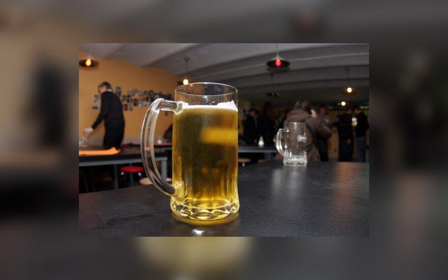 Эстонцы обогнали литовцев в потреблении пива