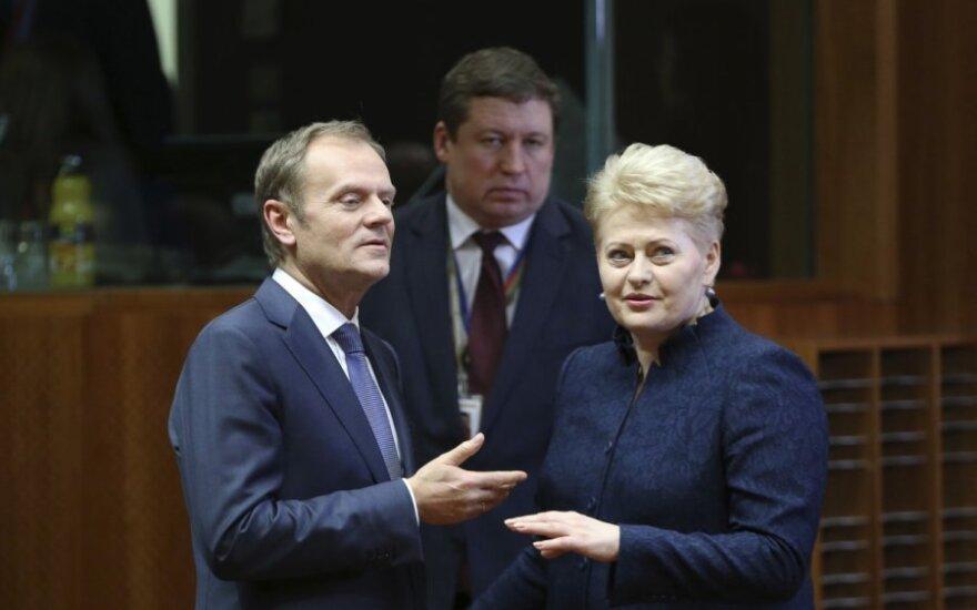 Jak się zmieniał stosunek Dalii Grybauskaitė do Polaków na przeciągu kilku lat