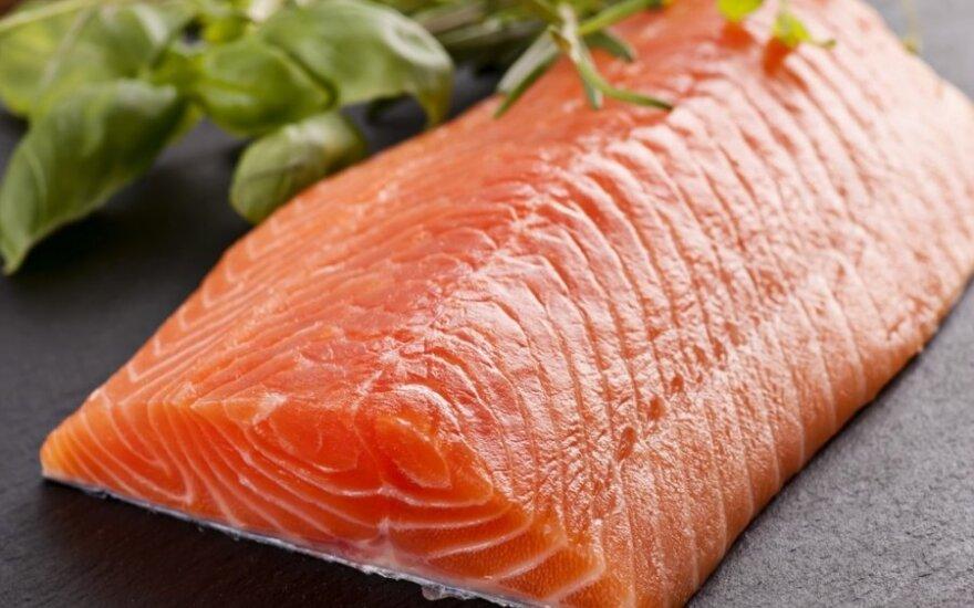 Российское эмбарго не сбило цены на лососевые