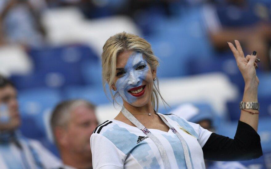 Argentina - Kroatija