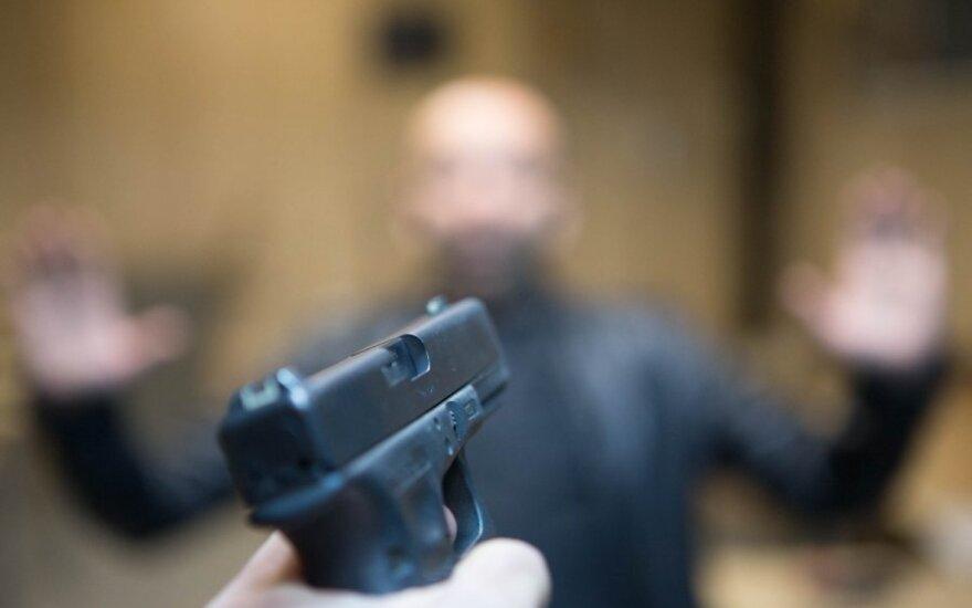 В России начальник расстрелял возмутившегося задержкой зарплаты сотрудника