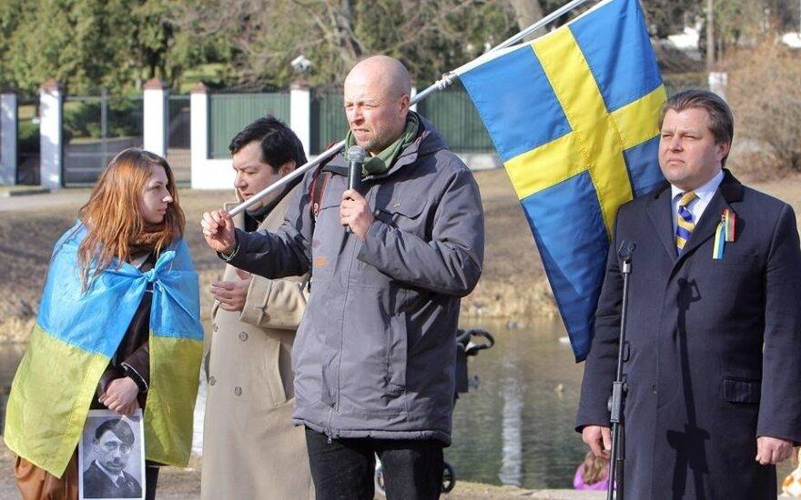 Контргибрид Йонас Охман: настоящие сепаратисты – это украинцы. И литовцы