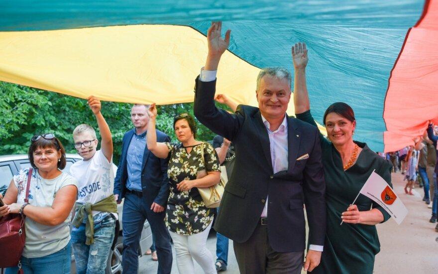 LR Prezidento kanceliarijos / Roberto Dačkaus nuotr.