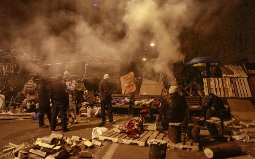 Медслужба Майдана: ещё один активист с пулевым ранением в больнице