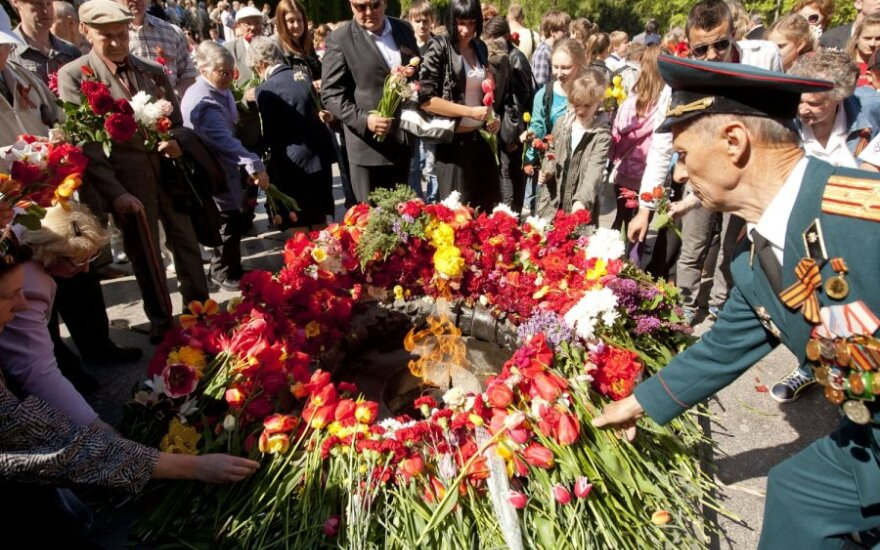 В Литве отметили День победы