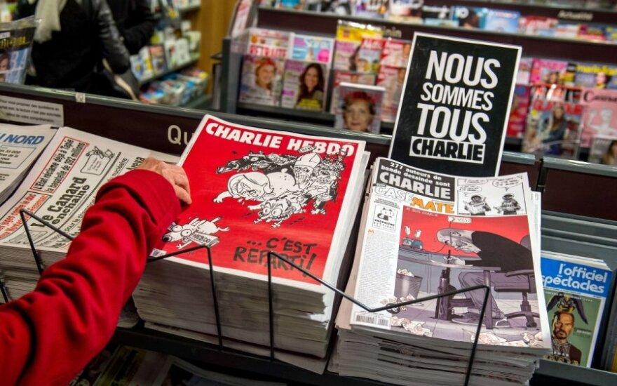 Charlie Hebdo покинул автор карикатуры на пророка Мухаммеда