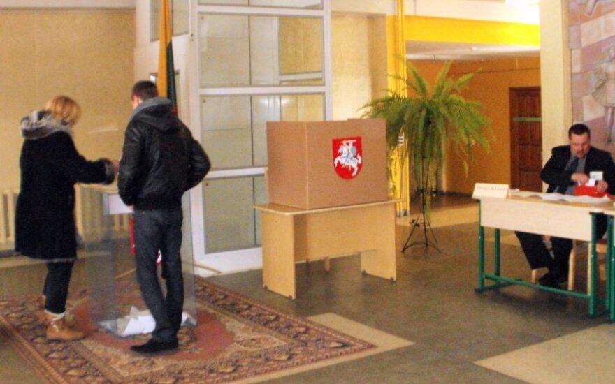 """В парламент Литвы выбрали двух социал-демократов и представителя партии """"Порядок и справедливость"""""""