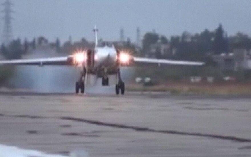 Россия отправила в Сирию зенитные ракетные системы
