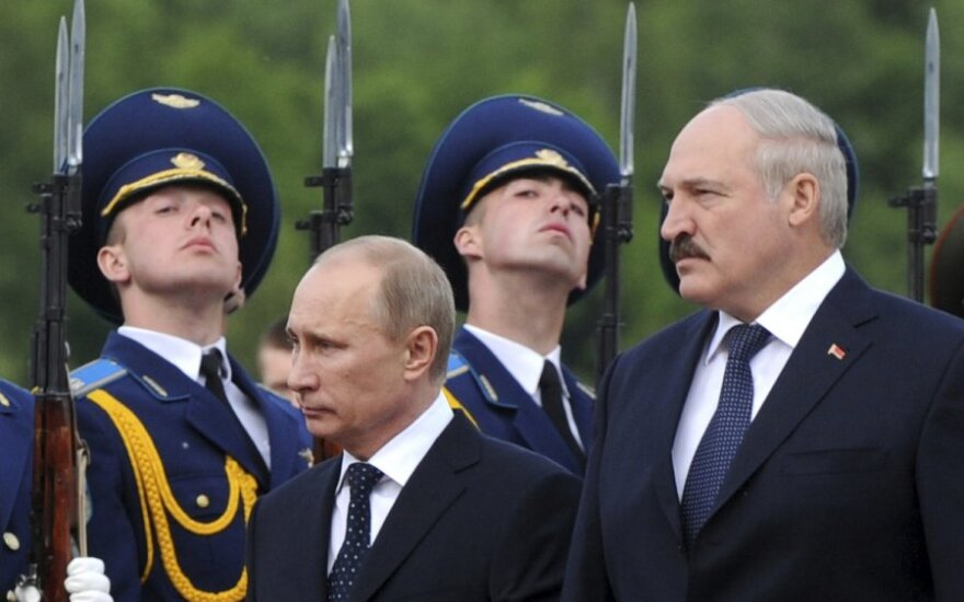 Лукашенко едет в Петербург спасать белорусский рубль