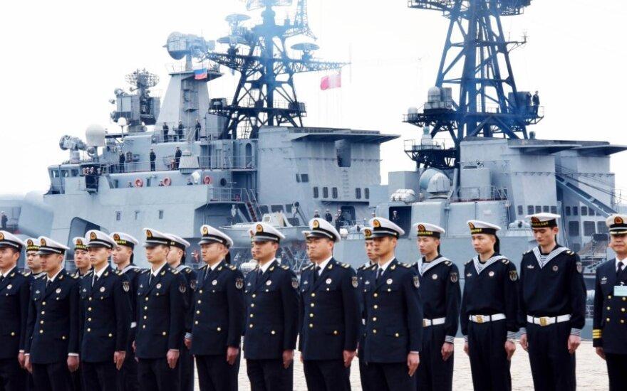 Kinijos karinio laivyno pajėgos