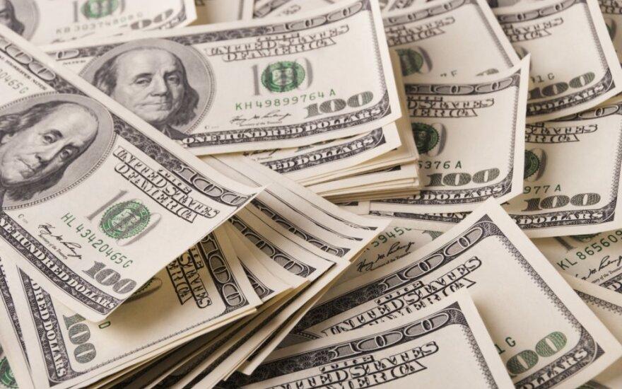 JAV doleriai