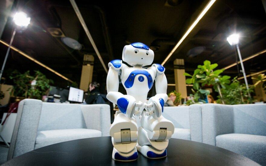 Паневежис намерен стать сильнейшим центром роботики в Северо-Восточной Европе