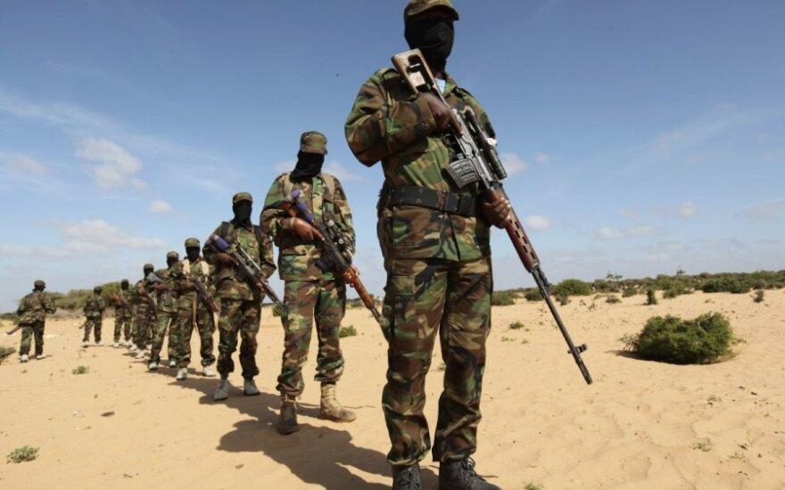 """""""Аш-Шабаб"""" угрожает устроить теракты в США и Британии"""