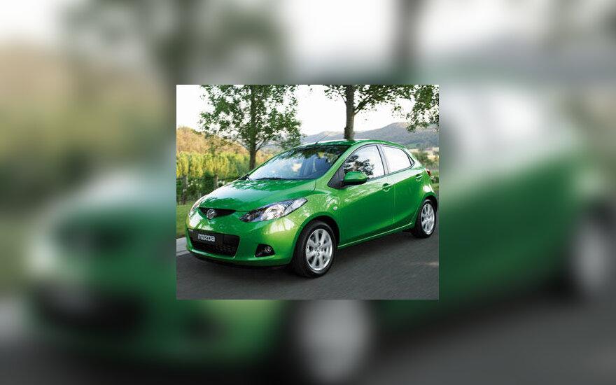 """""""Mazda 2"""""""
