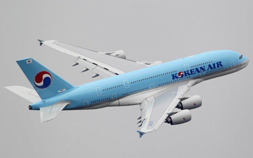 Дочь президента Korean Air проведет год в тюрьме за хамство в самолете