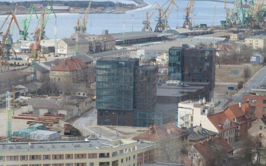 Благодаря незамерзающему порту Литва может взять азиатский куш