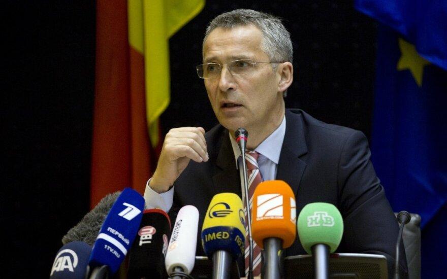 Jens Stoltenberg: NATO zwiększa liczebność Sił Odpowiedzi Sojuszu