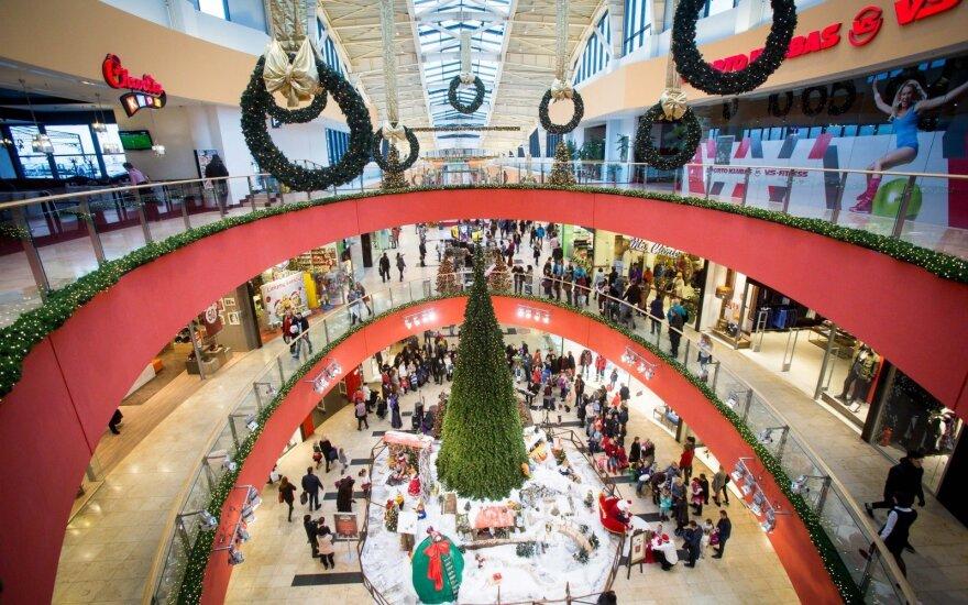 1 января в Литве не будут работать магазины двух торговых сетей