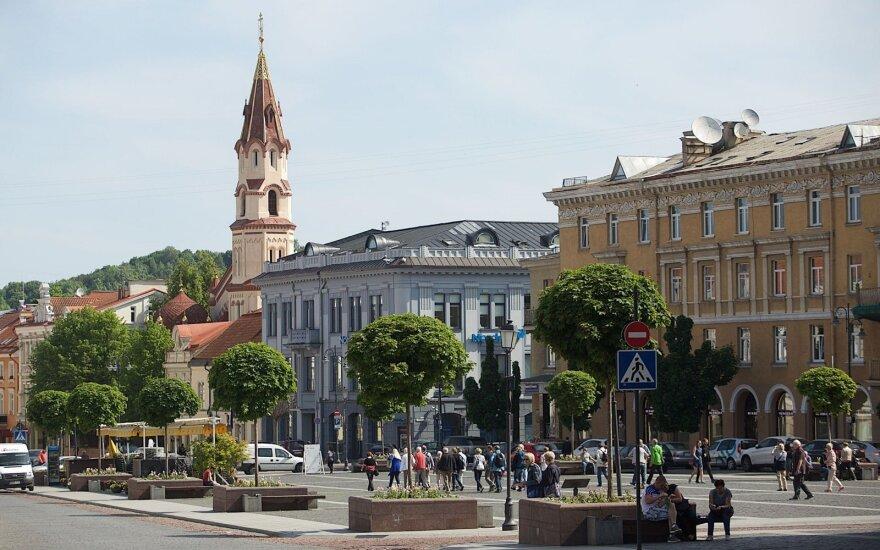 В некоторых частях Литвы во вторник снова зафиксированы рекорды жары