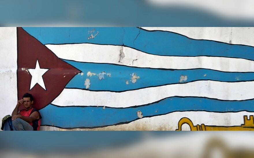 Семь кубинских танцоров бежали во время гастролей