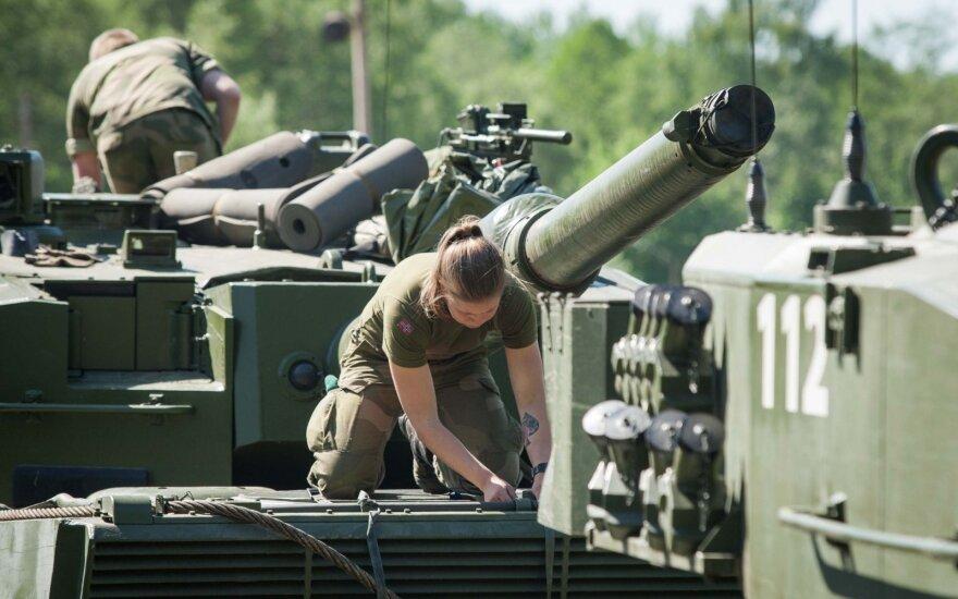 НАТО обещает усилить свое присутствие в Восточной Европе