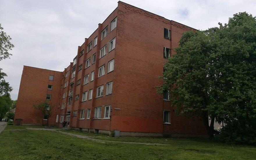 В Клайпеде убита женщина и ранен мужчина, подозреваемый задержан